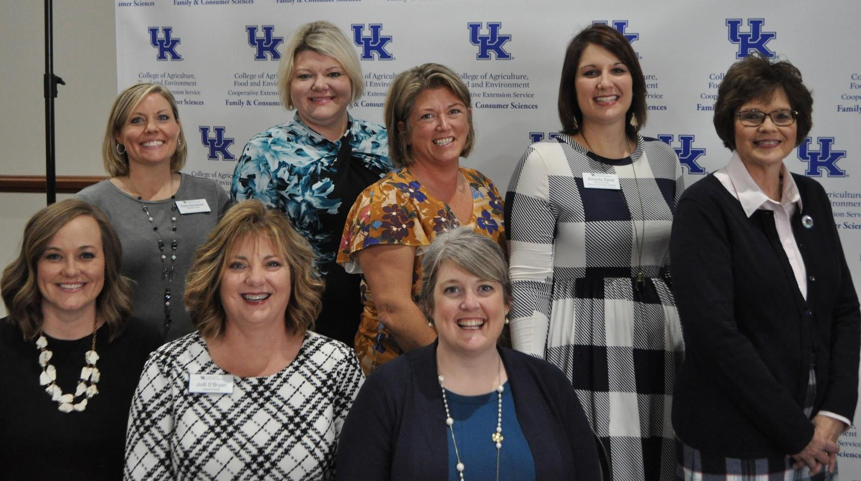 2019 KEAFCS officers